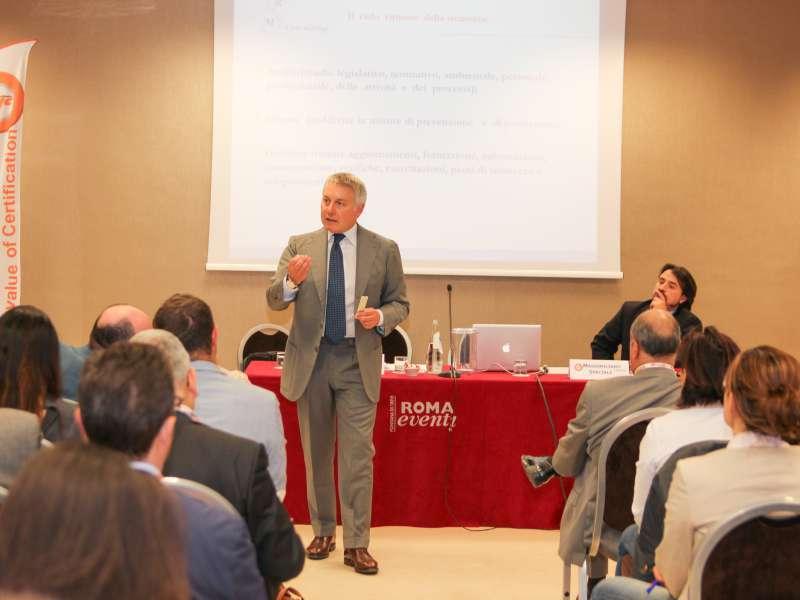 «COMPLIANCE DAYS 2015» CRONACA DI UN EVENTO DI SUCCESSO! 14
