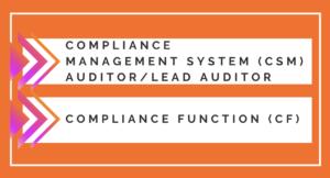 COMPLIANCE ISO 37301:2021 1